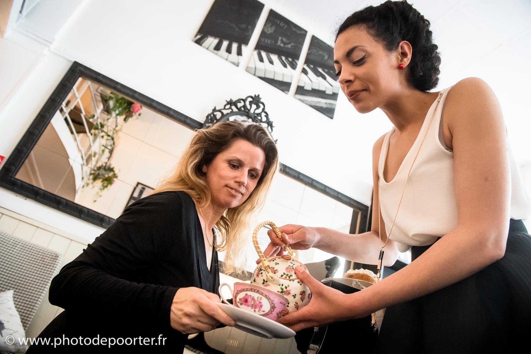 Photo depoorter magazine acteurs de l eco n 3 - Un piano dans la theiere ...